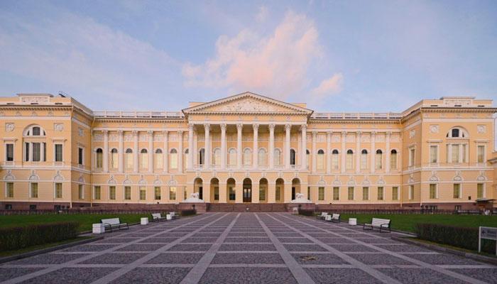 Русский музей - Михайловский дворец