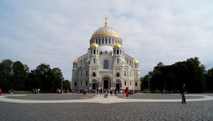 Морской Никольский собор (г. Кронштадт)
