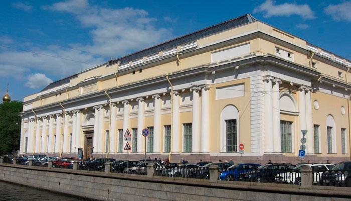 Русский музей - Корпус Бенуа