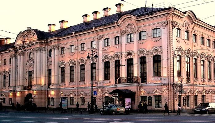 Русский музей - Строгановский дворец